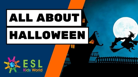 Thumbnail for entry 👻All About Halloween History   Halloween Facts for Kids