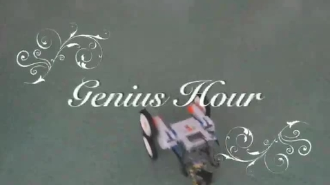 Thumbnail for entry Genius Hour: Follow Your Passion