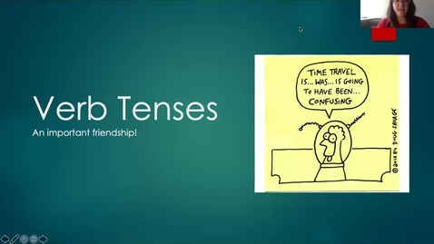 Thumbnail for entry Verb Tense Agreement