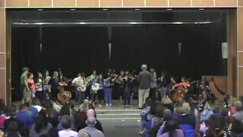 Thumbnail for entry KJH Bluegrass Orchestra - Long Journey Home