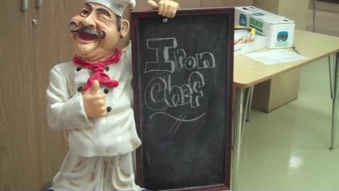 Thumbnail for entry Iron Chef - Kitchen 1