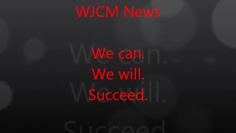 Thumbnail for entry WJCM News May 2