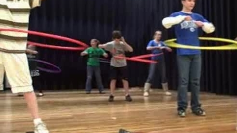 Thumbnail for entry BCMS Hula Hoop Contest 2/26/10