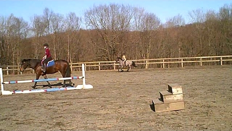 Thumbnail for entry Me And Rosie Cantering