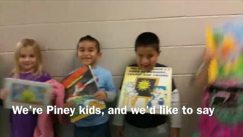 Thumbnail for entry Happy at Piney Chapel Elementary
