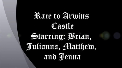 Thumbnail for entry Race to Arwin's Castle