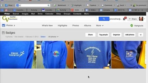 Thumbnail for entry Google Photos - Slideshow