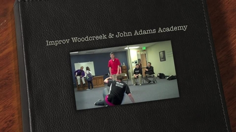 Thumbnail for entry Improv Competition Woodcreek High & John Adams Academy