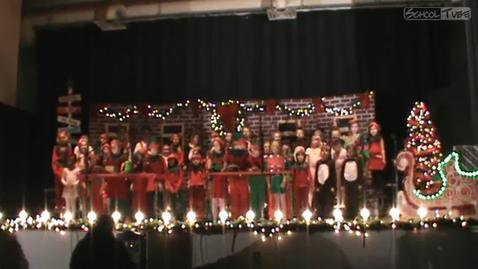 Thumbnail for entry NE Christmas Program 2012