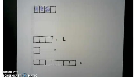Thumbnail for entry Improper Fraction to Mixed Number