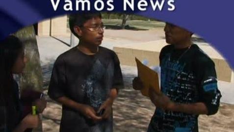 Thumbnail for entry Vamos Newscast