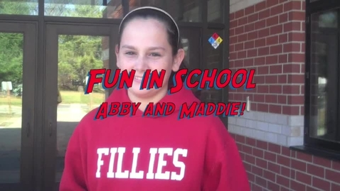 Thumbnail for entry Fun in School