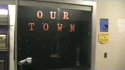 """Thumbnail for entry Welcome to """"Our Town"""""""