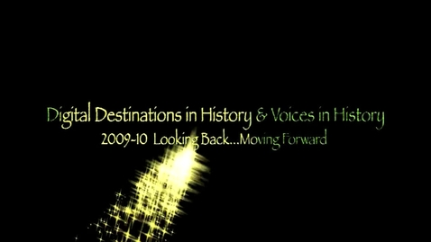 Thumbnail for entry Title 2D VIH/DDIH Reflective Video 2009-2010