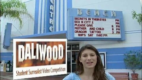 Thumbnail for entry Daliwood Student Video Completion  2010