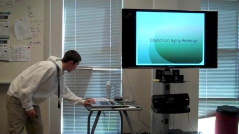 Thumbnail for entry Sean Finn Council On Aging Practice Presentation