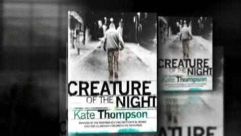 Thumbnail for entry Carnegie 2009 _ Creature of the Night book trailer