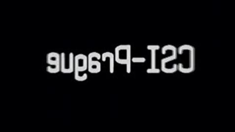 Thumbnail for entry CSI Prague
