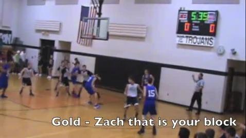 Thumbnail for entry SCJH Basketball vs. Mapleton