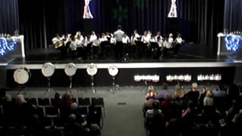 Thumbnail for entry Concert Band 1st Semester Performance 2014