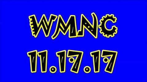 Thumbnail for entry WMNC 11.17.17