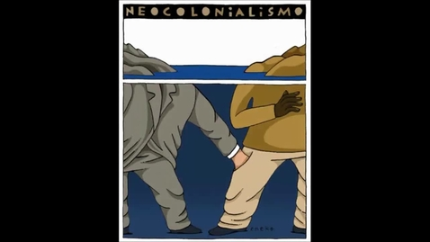 Thumbnail for entry Neocolonialismo