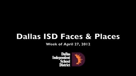 Thumbnail for entry Faces & Places Photo Slideshow, April 27, 2012
