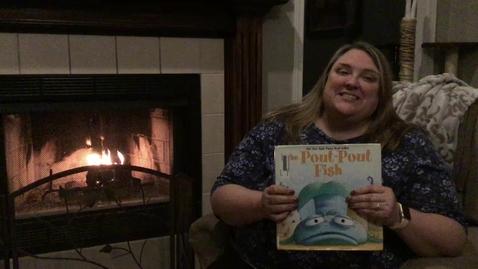 Thumbnail for entry The Pout Pout Fish by Deborah Diesen