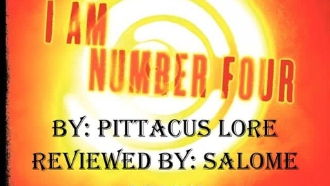 Thumbnail for entry I Am Number Four--reviewed by Solome Opoku