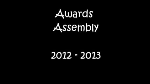 Thumbnail for entry Mangilaluk Awards Assembly 2012-2013