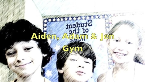 Thumbnail for entry Gym Podcast