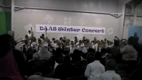 Thumbnail for entry DAAS Orchestra