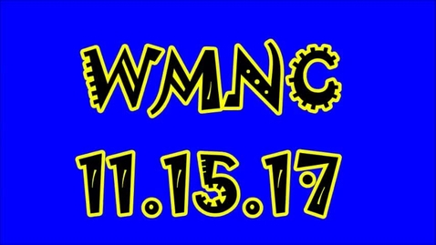 Thumbnail for entry WMNC 11.15.17
