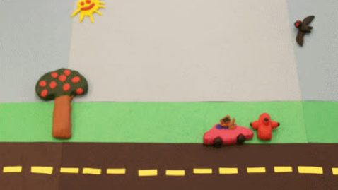 Thumbnail for entry Driving Under the Influence of Clay Claymation