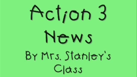 Thumbnail for entry Action 3 News