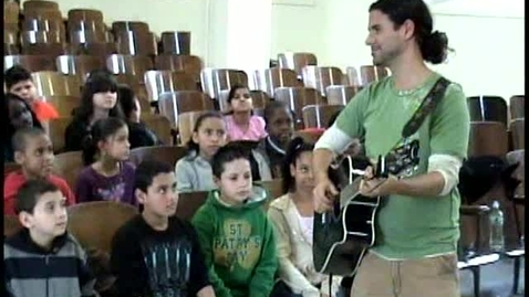 """Thumbnail for entry PS22 Chorus """"Folk Song"""" by The Sundays (on Day 1 of Rehearsal!!)"""
