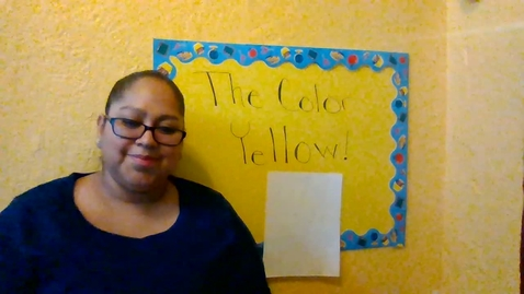 Thumbnail for entry The Color Yellow Circle Time