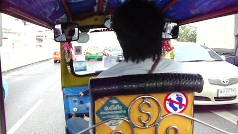 Thumbnail for entry Tuk Tuks Thailand