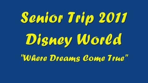 Thumbnail for entry Senior Trip 2011