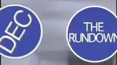 "Thumbnail for entry Oct. 2009 ""Rundown"""