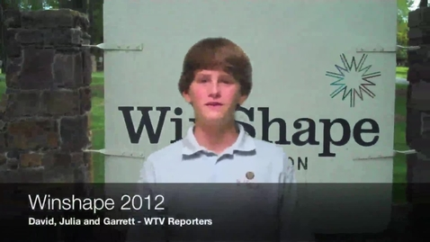 Thumbnail for entry Winshape 2012