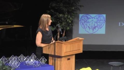 Thumbnail for entry Ladue High School - 2012 Distinguished Alumni, Richard S. Recht
