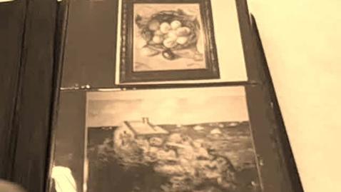 Thumbnail for entry Art Guest Speaker