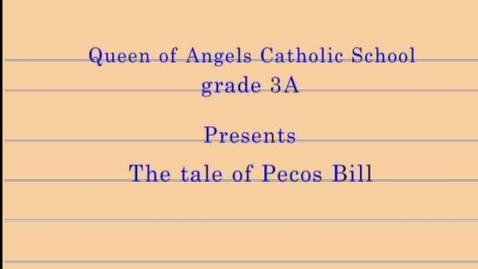Thumbnail for entry Pecos Bill