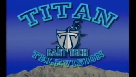 Thumbnail for entry 11-22-10 Good Morning East Tech