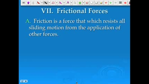 Thumbnail for entry Friction Notes (WB p68)