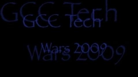 Thumbnail for entry GCC - Tech Wars - 2009