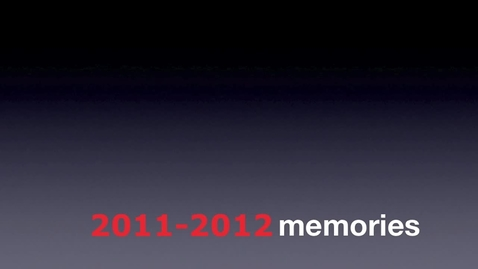 Thumbnail for entry 5th grade Memories, 2011-2012