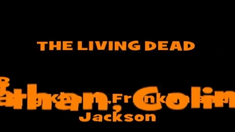 Thumbnail for entry The Living Dead