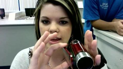 Thumbnail for entry Erica's Vlog #1